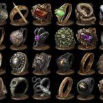 Dark Souls 3 Rings