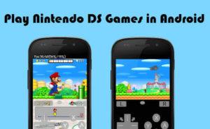 Nintendo-DS-emulator