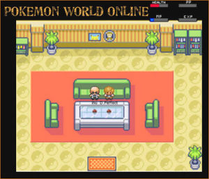 Pokemon-world-online