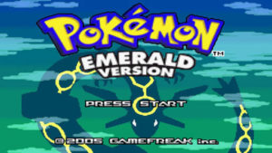Pokemon-Emerald