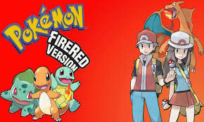 Pokemon-fire-red