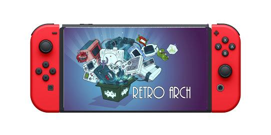 Retro-Arch-ds-emulator