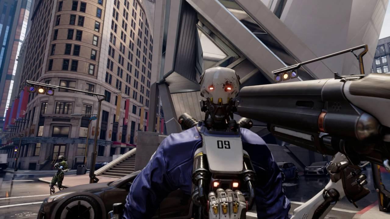 Robo-Recall