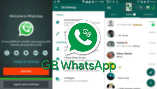 GBWhatsApp-Download