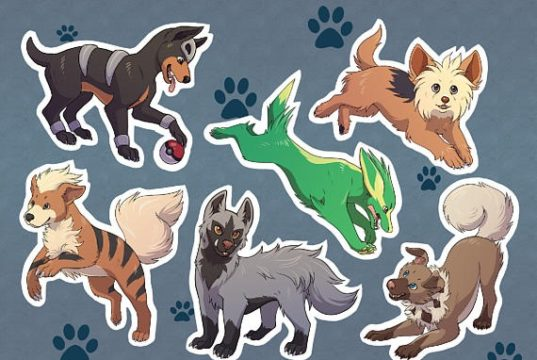 dog-pokemon