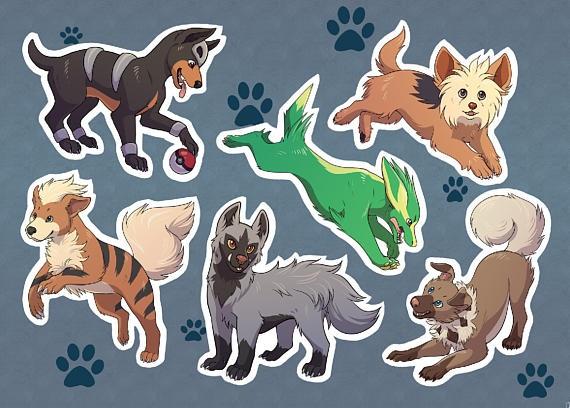 dog-pokemon