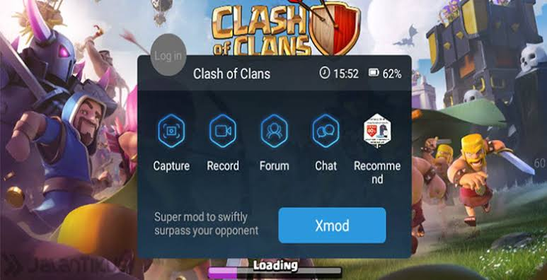 Clash-of-clans-Xmod