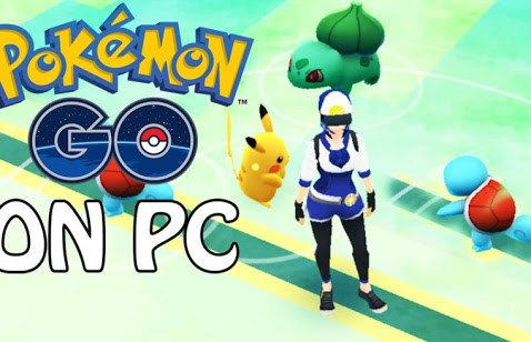 Enjoy NOX Pokemon GO 2018 in PC From Your Home By NOX APP