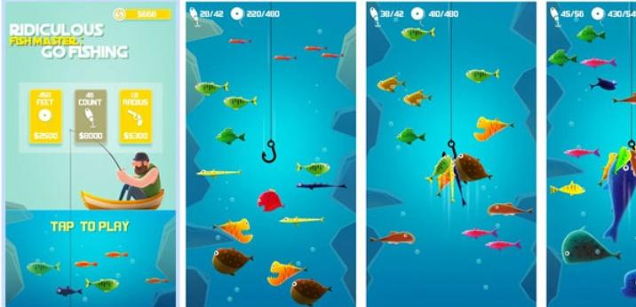 Ridiculous-Fish-Master