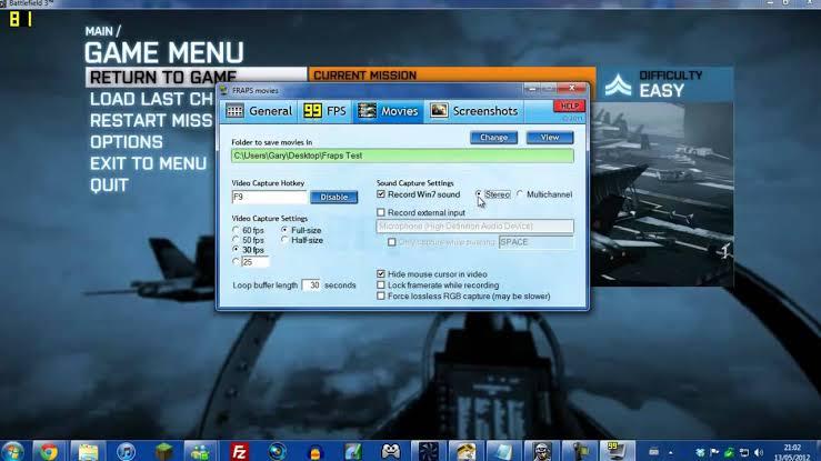 frap-game-recording-software