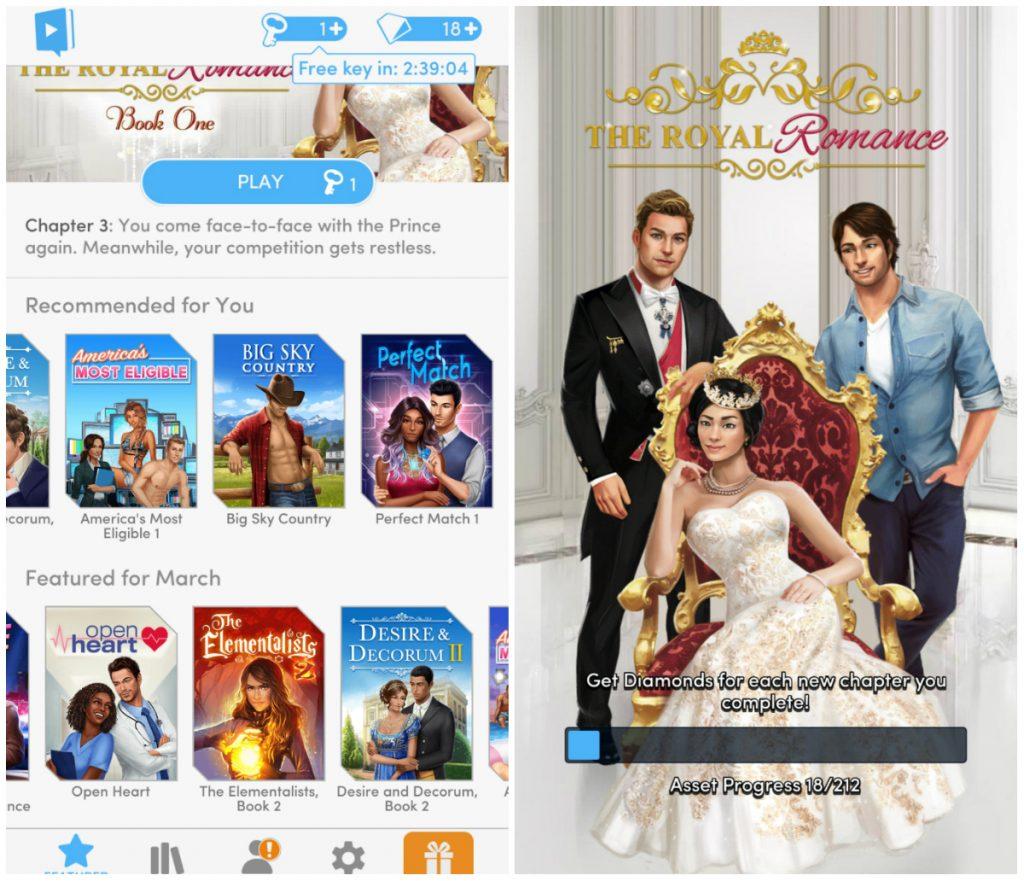 Stories You Play MoD APK - The royal romance