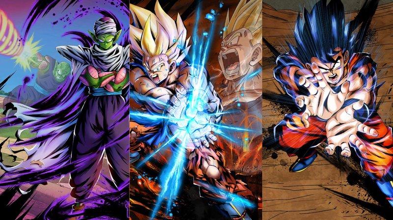 Dragon Ball Legends Cards