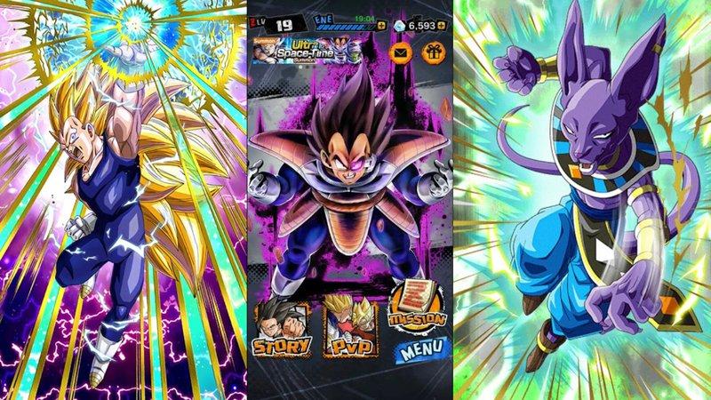 Dragon Ball Legends Soul Boost