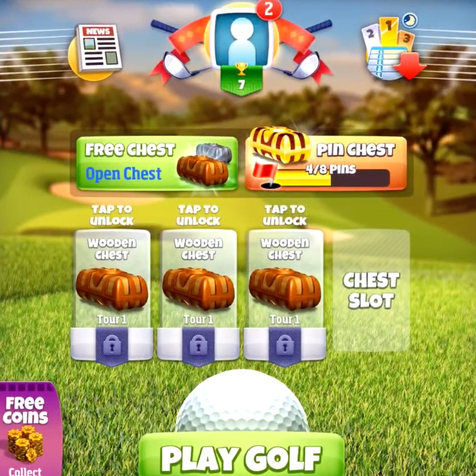 Golf Clash Gameplay
