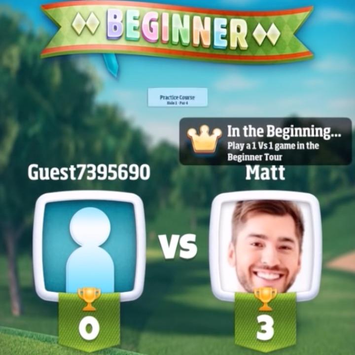 Golf Clash Multiplayer