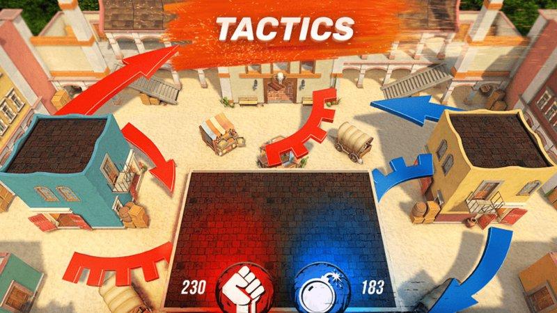 Guns of Boom - Map Tactics