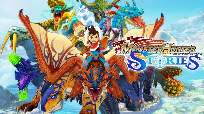Monster Hunter Stories APK