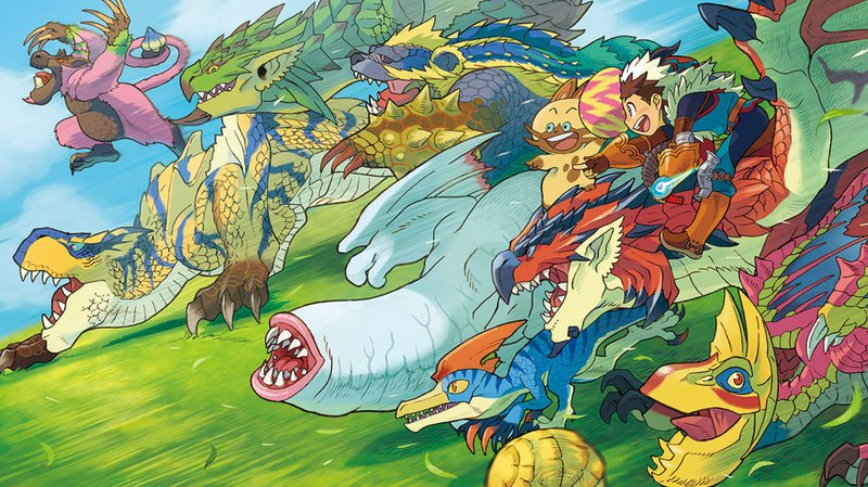 Monster Hunter Stories Multiplayer