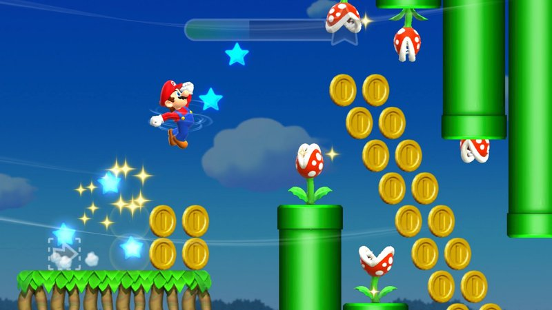 Super Mario Run Coins