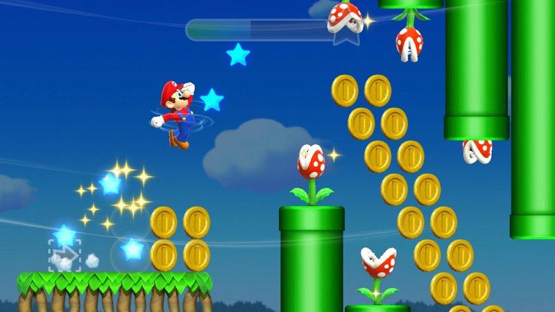 Super Mario Run Coins