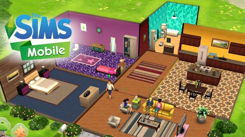 The Sims Mobile - Build a Home