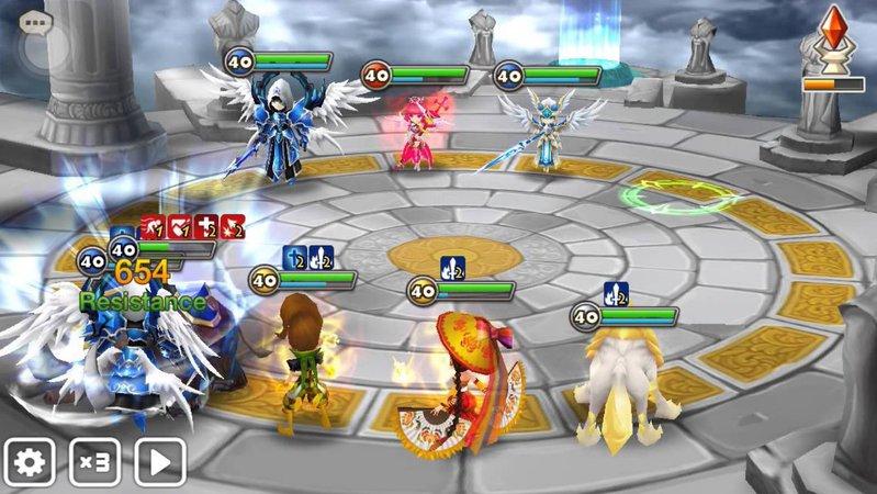 Summoners Battle