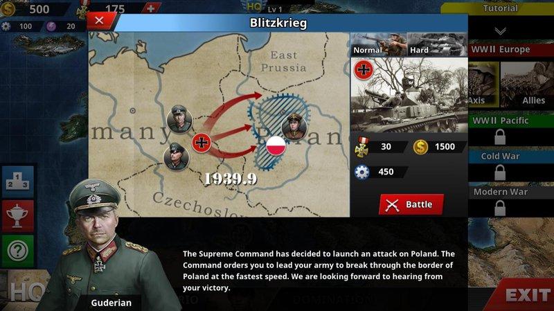 WC4 - Blitzkrieg