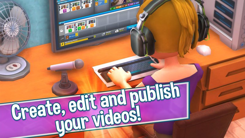 Create your own videos