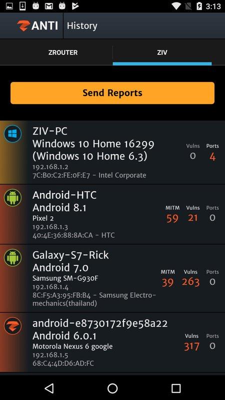Get zANTI APK(Mobile Pentest Tool) - v3 18   GamenApp com